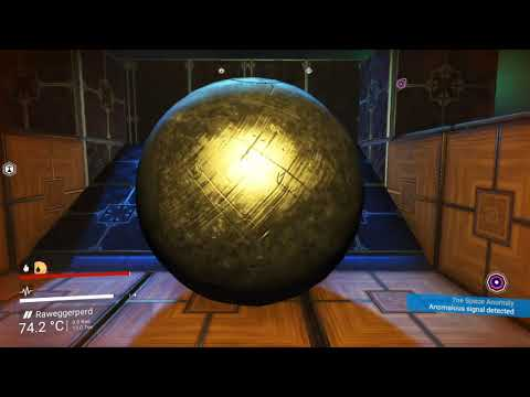 Cosmic Pachinko - Universe's First Pachinko Machine Base - No Man's Sky