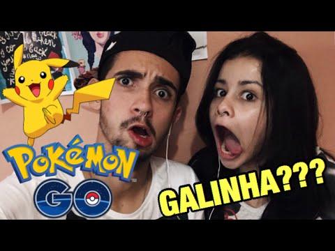 Pokemon go quadradinho