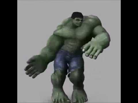 O hulk funkeiro