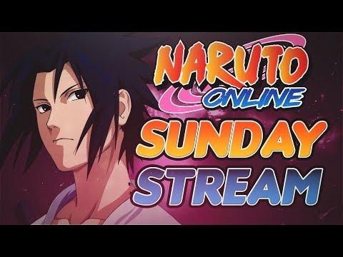 Naruto Online Sunday Stream - 7 1 18 Edo Hiruzen Rampage Raikage Bonds