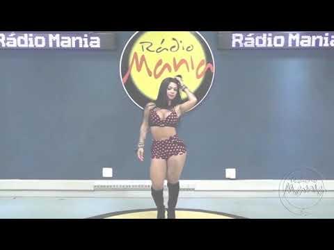 Maysa Abusada Dançando Pra Valer