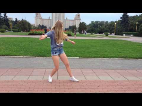 Choreo by Sasha Kupriyanova Booty dance dancehall twerk