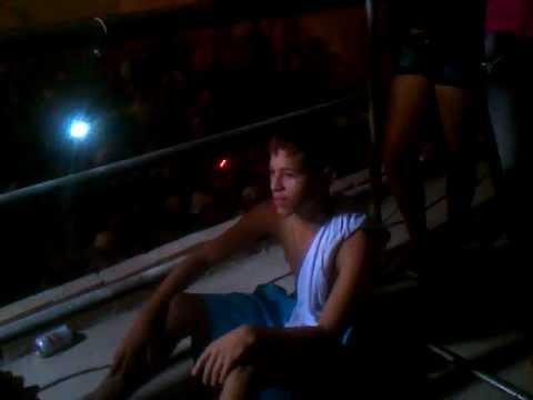 ROCK DA CEVEJADA 27 05 12 PARTE 4 SURRA DE BUNDA DAS TEKILEIRAS DJ ARTHUR NEVES