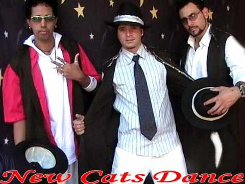 Backstreet Boys New Cats Dance - Antes Que a Noite Acabe