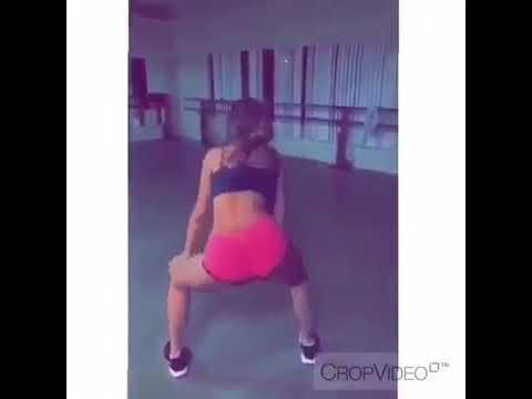 Booty twerk dance 1