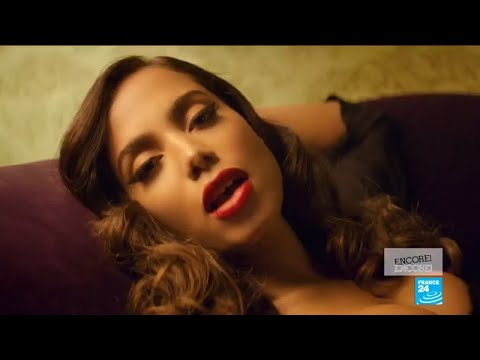 Queen of ''Funk Carioca'' Brazilian singer Anitta tries to conquer international public