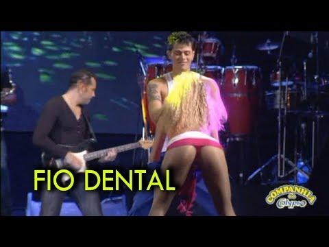 Fio dental DVD 10 Anos