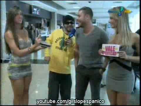 Pânico Na TV 01 08 2010 - Alfinete e Panicats - Richarlyson e o Vale Panicat