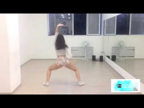 Booty dance twerk training