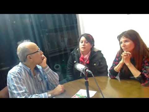 MIRADA DE ESPECTADOR EN Radio la Soberana Sandra Días y Tamara Leites