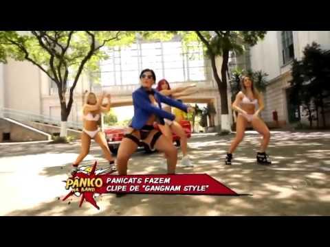 Panicats Gangnam Style