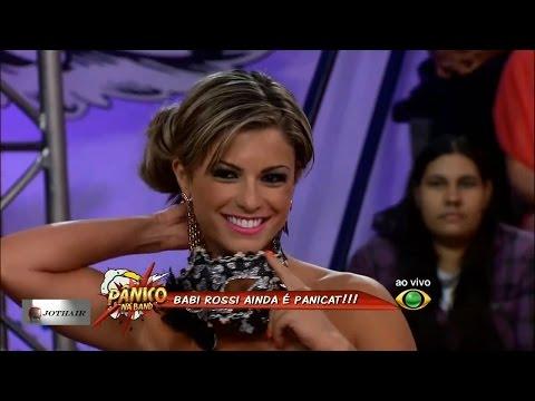 Pânico revela mais duas panicats - Babi Rossi e Renata Molinaro 31 03 2013