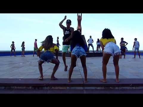 ENCONTRO DE DANÇARINOS DE FUNK DE FORTALEZA 04 11 2017 Mega Dançante - Parte 10