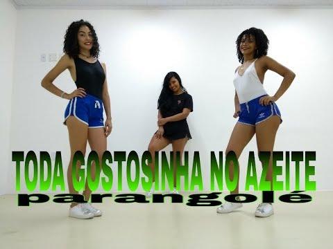 Parangolé - Toda Gostosinha No Azeite LxVip Oficial Coreografia