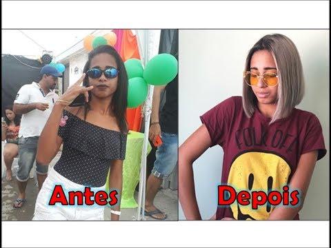 ANTES E DEPOIS DA FAMA DE MC LOMA E AS GÊMEAS LACRAÇÃO