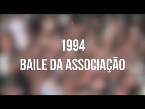 MÃE LOIRA NO BAILE DA ASSOCIAÇÃO EM 1994