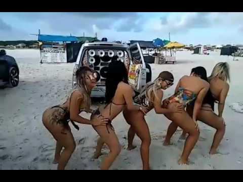 Mulheres gatas dançando funk 0