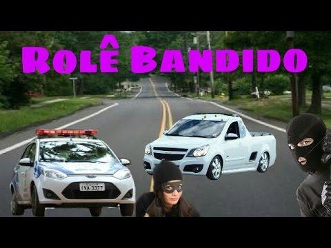Rolê Bandido Noturno - Tocando Mc kevinho - Os Cretinos e MC WM - Misael - Pacificadores