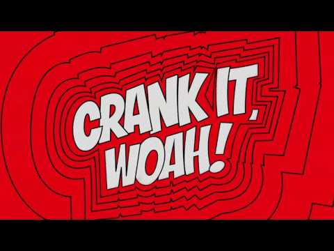 Kideko & George Kwali - Crank It Woah feat Nadia Rose & Sweetie Irie Official Audio