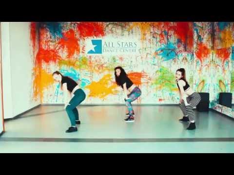 Ciara - Jackie B M F Booty Shake Twerk by Alena Makedonskaya All StarsWorkshop 05 2015
