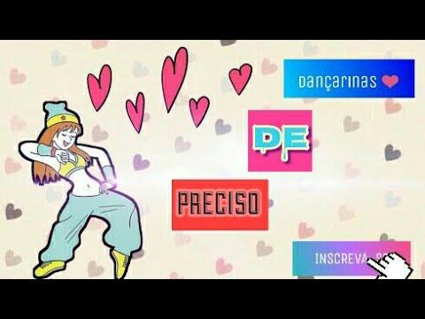 PRECISANDO DE DANÇARINAS