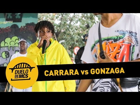 Carrara vs Gonzaga Semifinal Tradicional - Duelo de MCs - 25 06 18