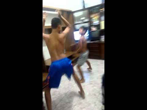 Briga no baile funk