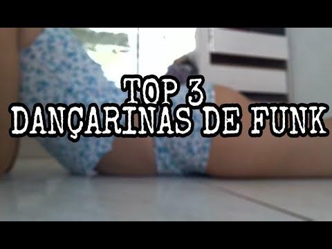 Top 3 dançarinas de funk