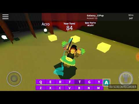 Roblox Dance your blox off Acro Cat Circus