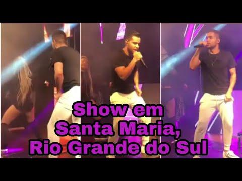 Jerry Smith show em Santa Maria Rio Grande do Sul 07 07 18