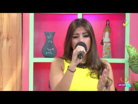 Tamara Herrera - No Me Queda Mas - Buenos Dias Acapulco 2017