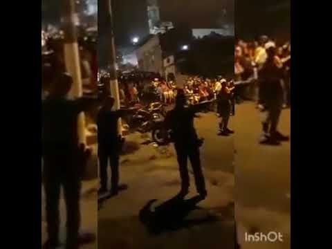 A polícia acabou com a festa dos funkeiros 2018