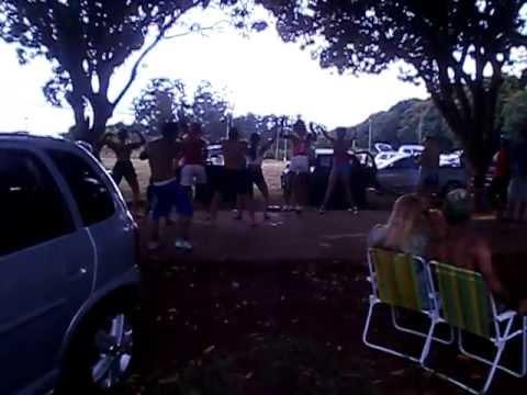 dançarinas na paranatur