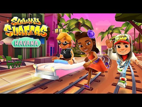 Subway Surfers World Tour 2018 - Havana Portuguese Trailer