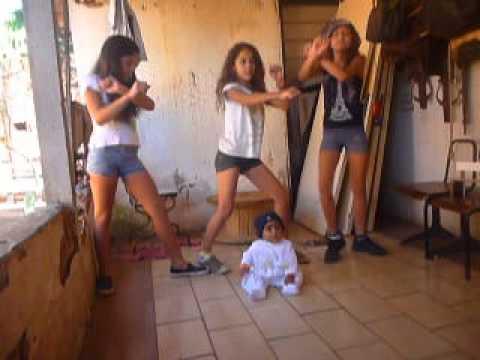 As babas dançarinas