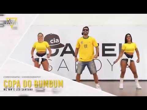 Valsa maluca com coreografia sugestiva - Daiana