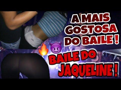 BAILE DO JAQUELINE FUI COM A MAIS GOSTOSA DO BAILE