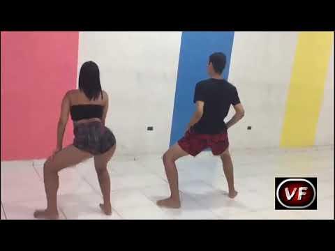 Coreografia - Quando sua bunda tiver esse movimento