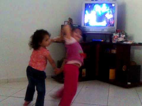 dançarinas mirins