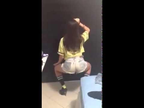 Bruna Marquezine Dançando Parara Tibum inédito
