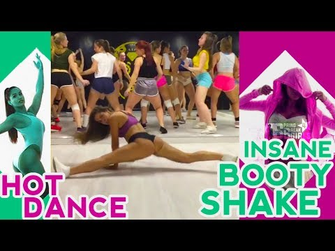 Mesmerizing Twerk - Insane Booty Shake