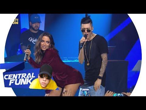 MC Kevinho e Anitta - O Grave Bater Ao Vivo - Música Boa