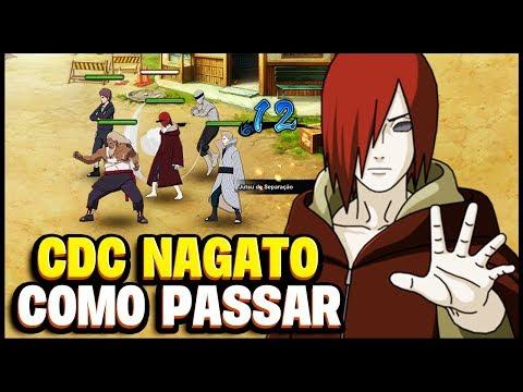 CDC NAGATO MUITO DIFÍCIL COMP FREE Naruto Online