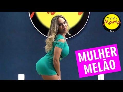 Radio Mania - Mulher Melão no Bundalelê
