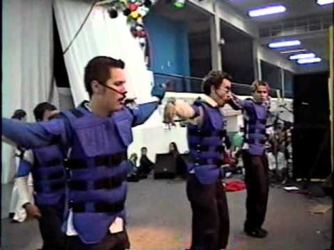 New Cats Dance 2001