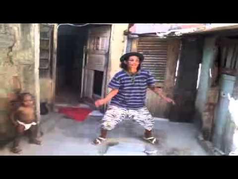 A mas nova dançarina Funkeira