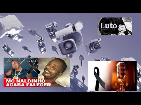 URGENTE MORRE MC NALDINHO DO HIT 'UM TAPINHA NÃO DÓI'-BRASIL CHORA