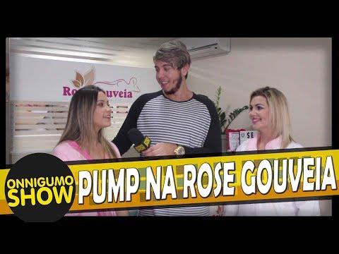 Pump - Conheça a Técnica que levanta o bumbum By Rose Gouveia