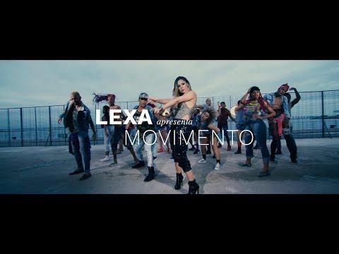 Lexa - Movimento Clipe Oficial