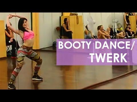booty dance twerk с Сашей Гришиной Школа танцев Ritmo Dance Москва